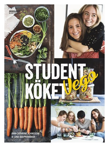 bokomslag Studentköket Vego