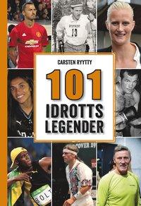 bokomslag 101 idrottslegender