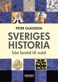 bokomslag Sveriges historia: Från forntid till nutid