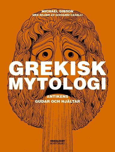 bokomslag Grekisk mytologi : antikens gudar och hjältar