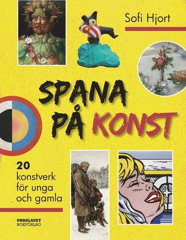 bokomslag Spana på konst