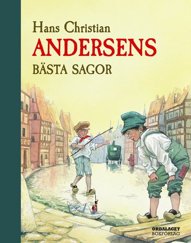 bokomslag Hans Christian Andersens bästa sagor