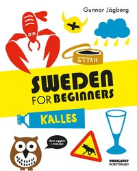 bokomslag Sweden for beginners