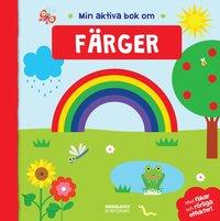 bokomslag Min aktiva bok om färger
