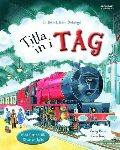 bokomslag Titta in i tåg