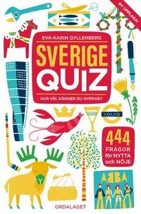 bokomslag Sverigequiz : hur väl känner du Sverige?