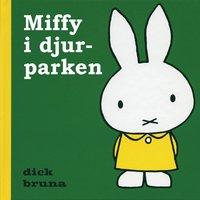 bokomslag Miffy i djurparken