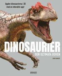 bokomslag Dinosaurier : den ultimata boken