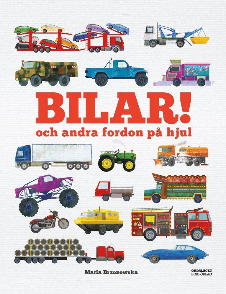 Bilar! och andra fordon på hjul 1