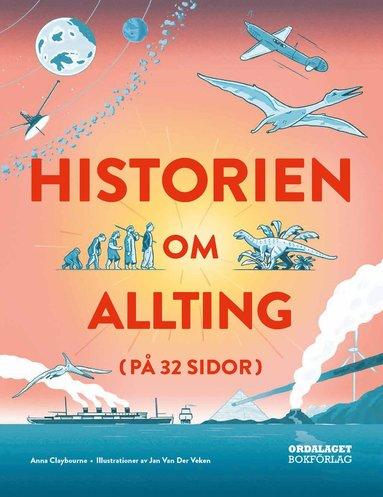 bokomslag Historien om allting (på 32 sidor)