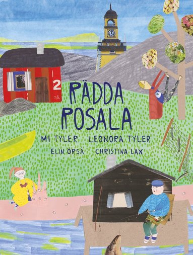bokomslag Rädda Rosala