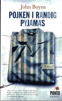 bokomslag Pojken i randig pyjamas : en sorts saga