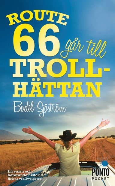 bokomslag Route 66 går till Trollhättan