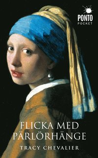 bokomslag Flicka med pärlörhänge