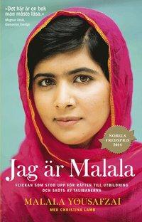 bokomslag Jag är Malala