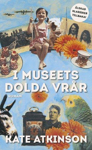 bokomslag I museets dolda vrår