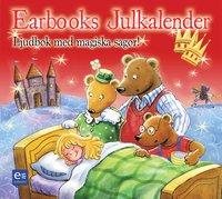 bokomslag Earbooks julkalender : ljudbok med magiska sagor