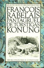 bokomslag Pantagruel de törstigas konung