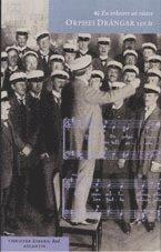 bokomslag En orkester av röster : Orphei drängar 150 år
