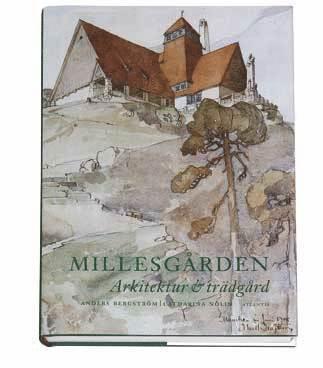 bokomslag Millesgården : arkitektur & trädgård