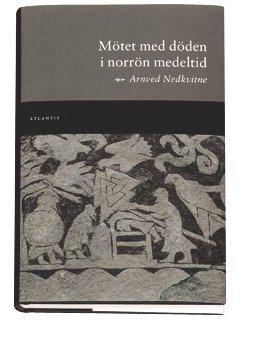 bokomslag Mötet med döden i norrön medeltid