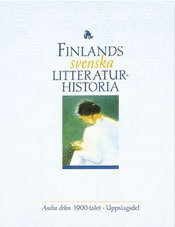 bokomslag Finlands svenska litteraturhistoria : 1900-talet ; Uppslagsdel