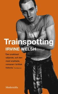 bokomslag Trainspotting