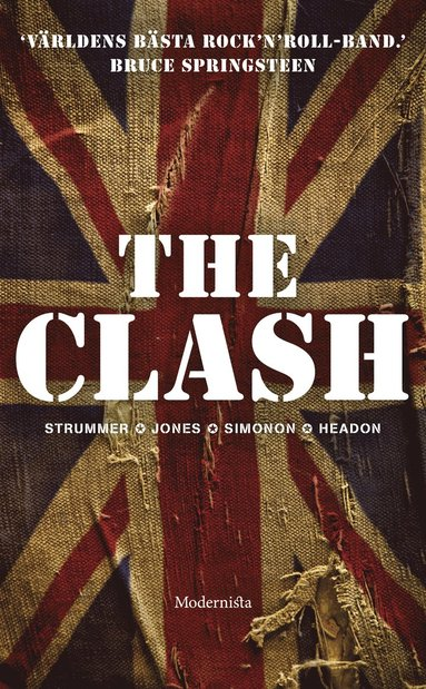 bokomslag The Clash