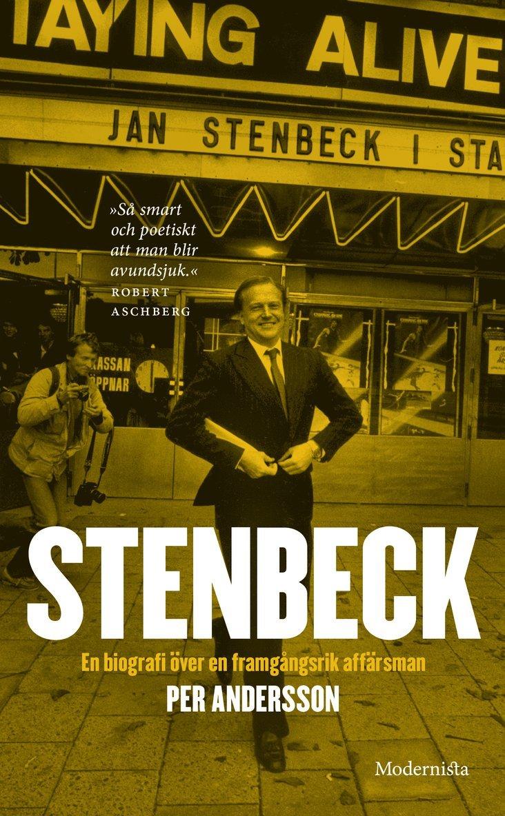 Stenbeck : en biografi över en framgångsrik affärsman 1