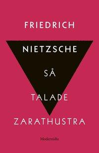 bokomslag Så talade Zarathustra : en bok för alla & ingen