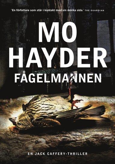 bokomslag Fågelmannen