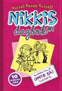 bokomslag Nikkis dagbok : berättelser från ett (inte så) fantastiskt liv