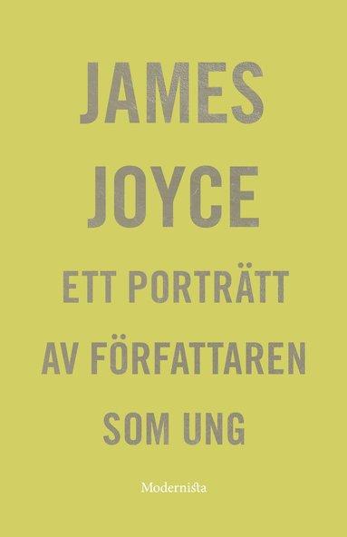 bokomslag Ett porträtt av författaren som ung