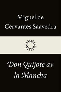 bokomslag Don Quijote av la Mancha