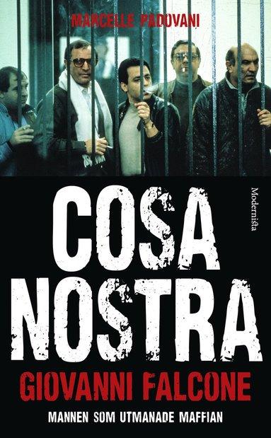 bokomslag Cosa Nostra : mannen som utmanade maffian