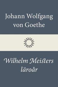 bokomslag Wilhelm Meisters läroår