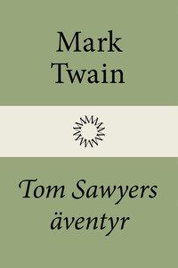 bokomslag Tom Sawyers äventyr