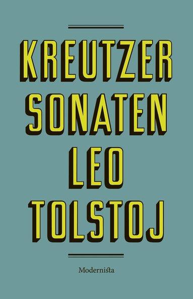 bokomslag Kreutzersonaten