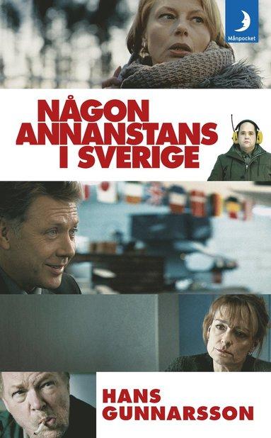 bokomslag Någon annanstans i Sverige