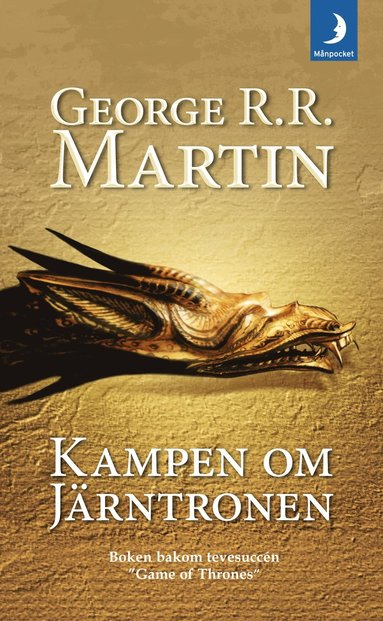 bokomslag Kampen om järntronen : A game of thrones