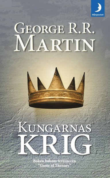 bokomslag Kungarnas krig : A game of thrones