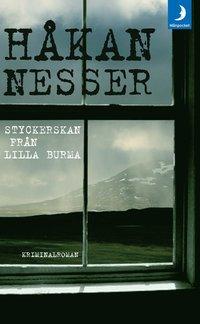 bokomslag Styckerskan från Lilla Burma