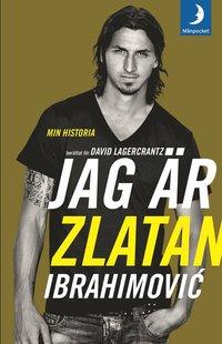 bokomslag Jag är Zlatan Ibrahimovic : min historia