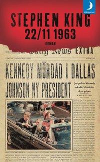 bokomslag 22/11 1963