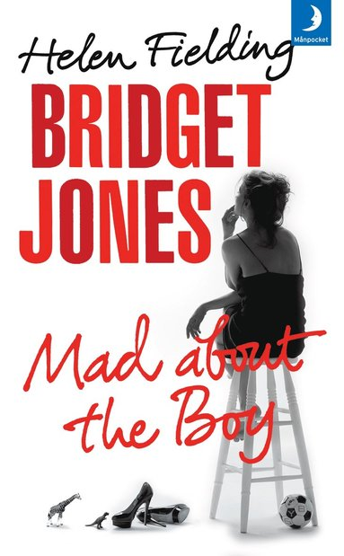 bokomslag Bridget Jones : mad about the boy