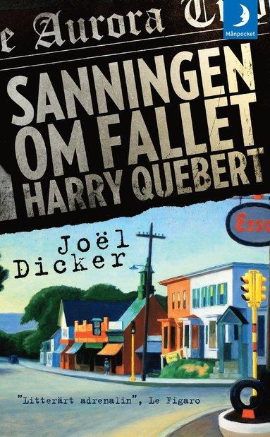 bokomslag Sanningen om fallet Harry Quebert