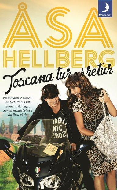 bokomslag Toscana tur och retur