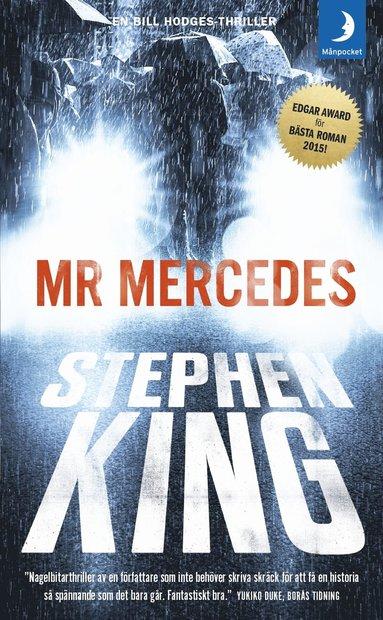 bokomslag Mr Mercedes