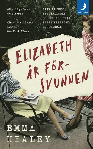 bokomslag Elizabeth är försvunnen