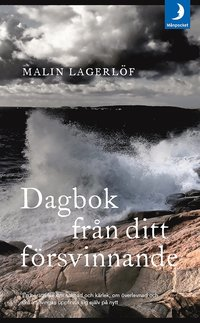 bokomslag Dagbok från ditt försvinnande
